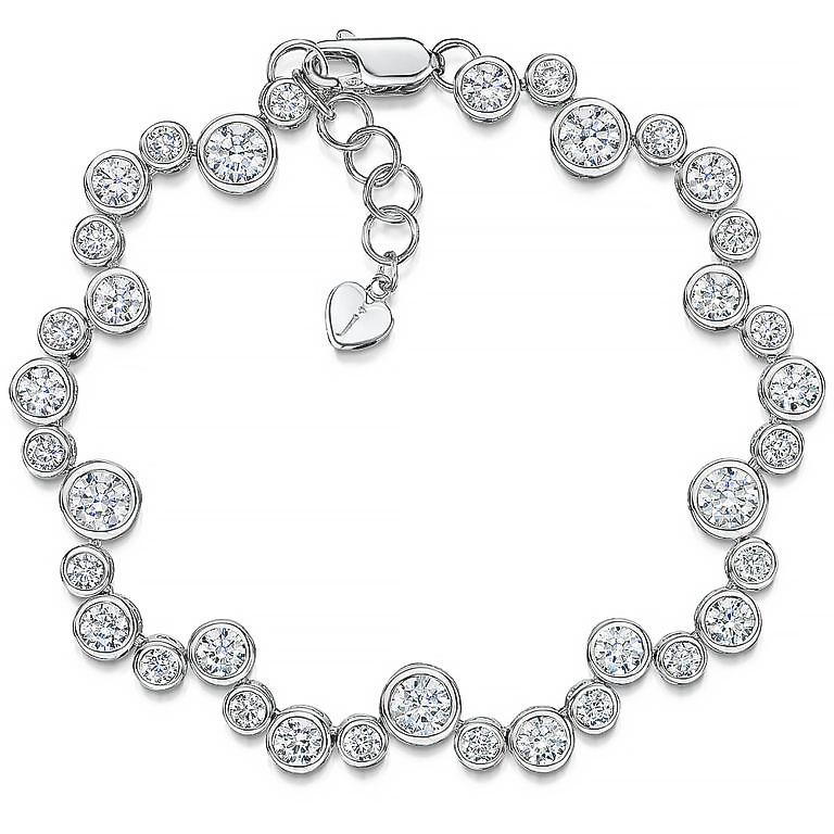 129 Silver Bracelet