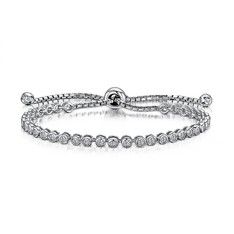138 Silver Bracelet