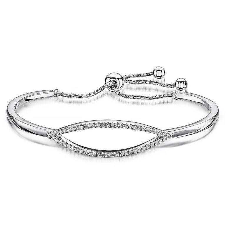 slideshow-Marquise-shaped-Bracelet