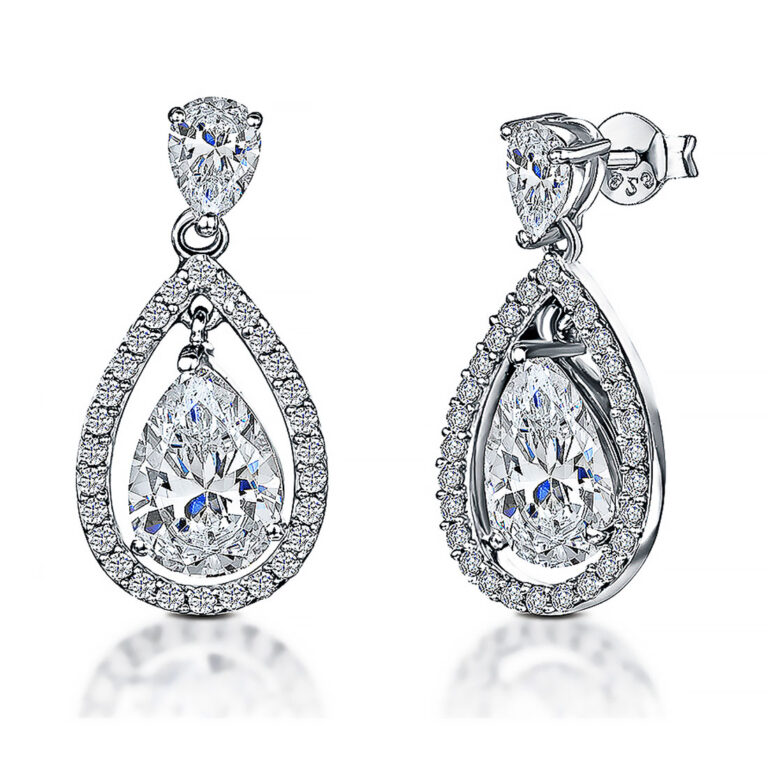 slideshow-Pear-Drop-Earrings