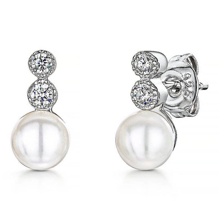 slideshow-Pearl-Round-Drop-Earrings